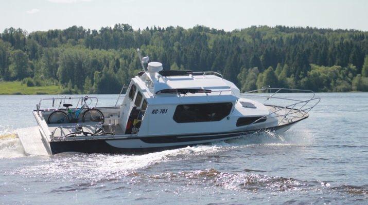 Катер КС 701