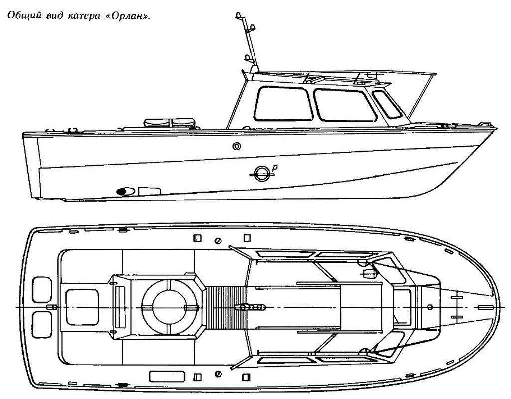 Водометный катер «Орлан»