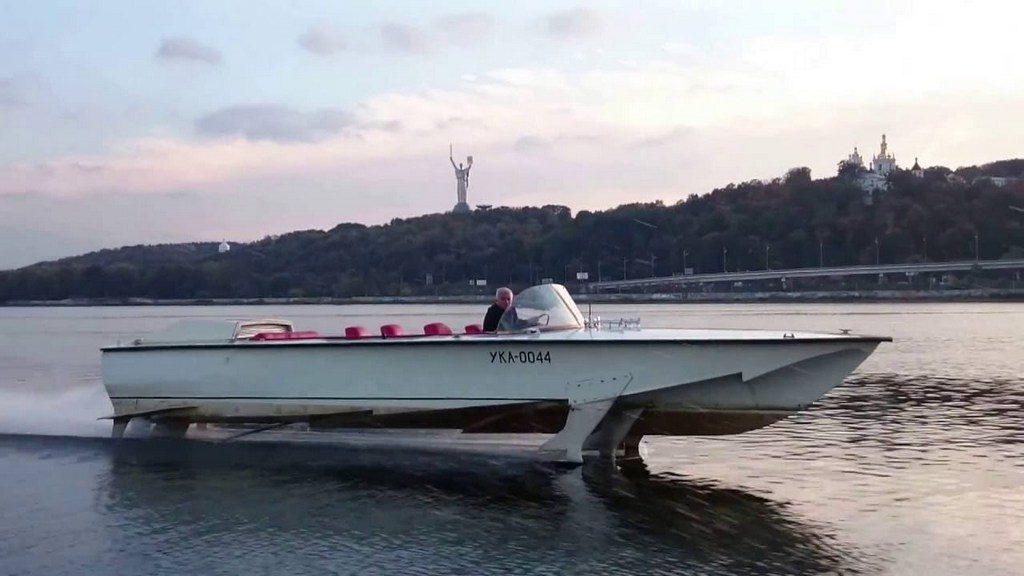 Характеристики катера «Волга»