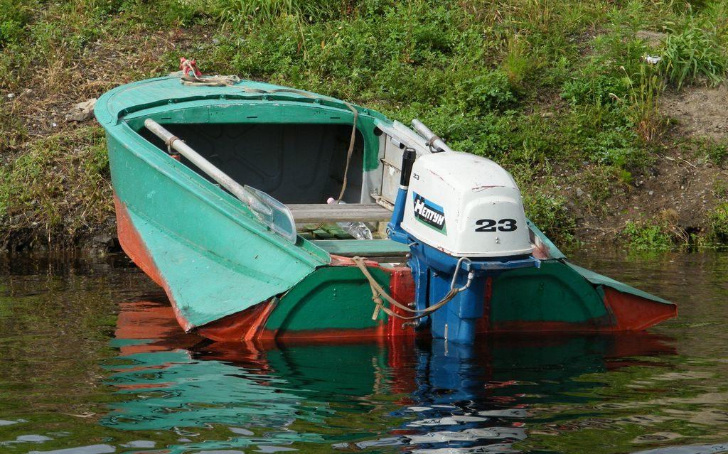 Мотор «Нептун 23»