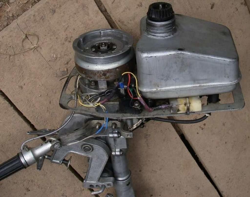 Лодочный мотор «Салют-М»