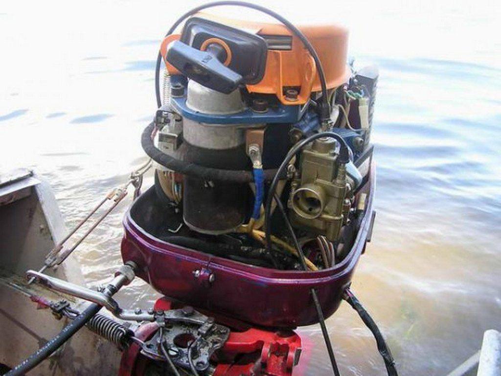 Лодочный мотор «Сич»