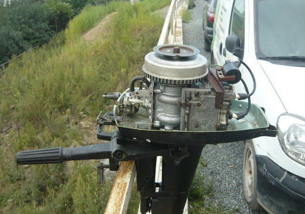 Мотор Ветерок 8