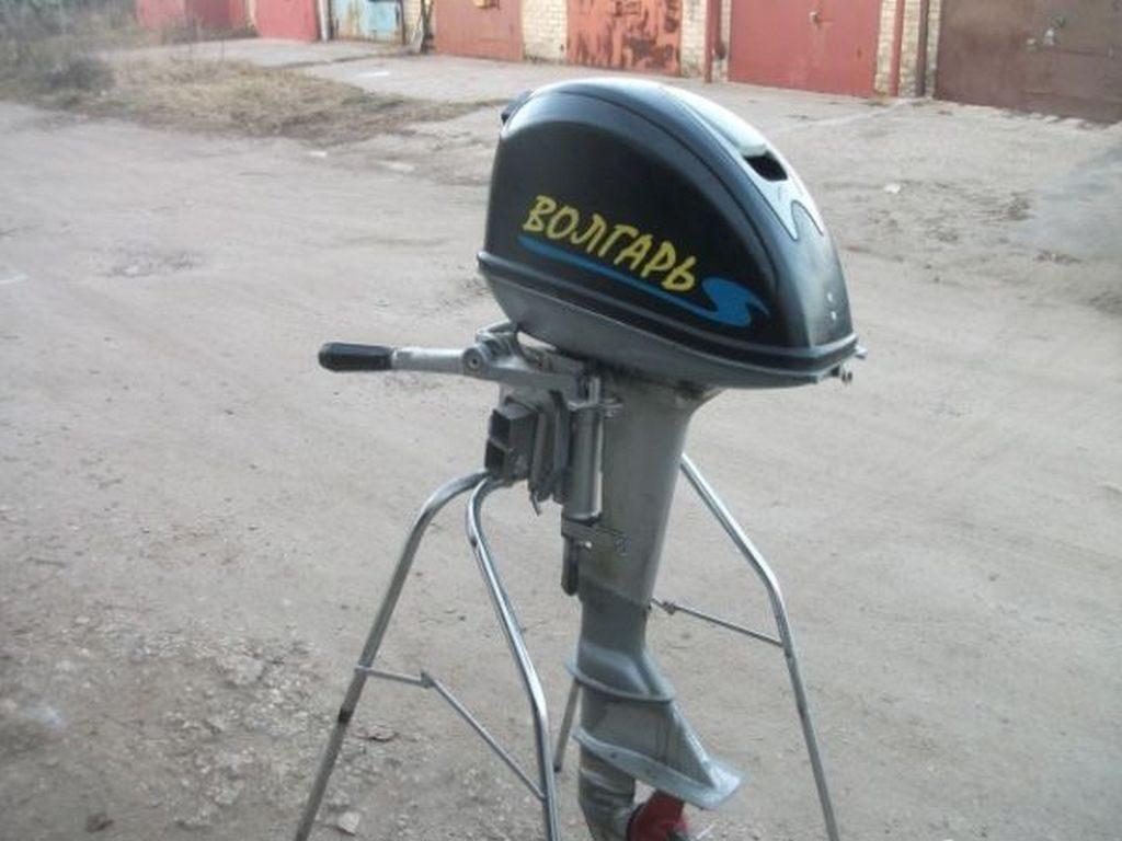 Лодочный мотор «Волгарь-9»