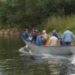 Лодка ЛПТ 8