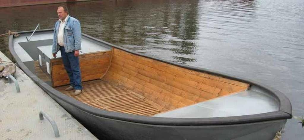 """Лодка """"ЛПТ-8"""""""