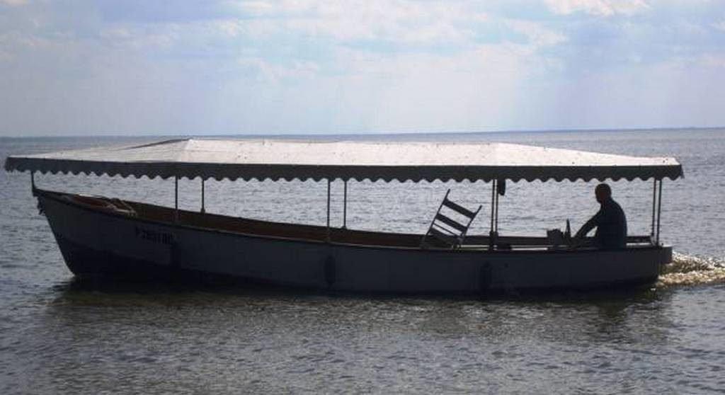 Характеристики лодки «ЛПТ 8»