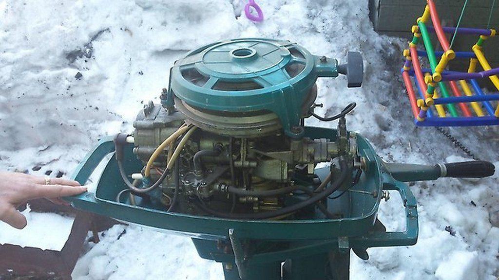 Характеристики мотора «Москва-25»