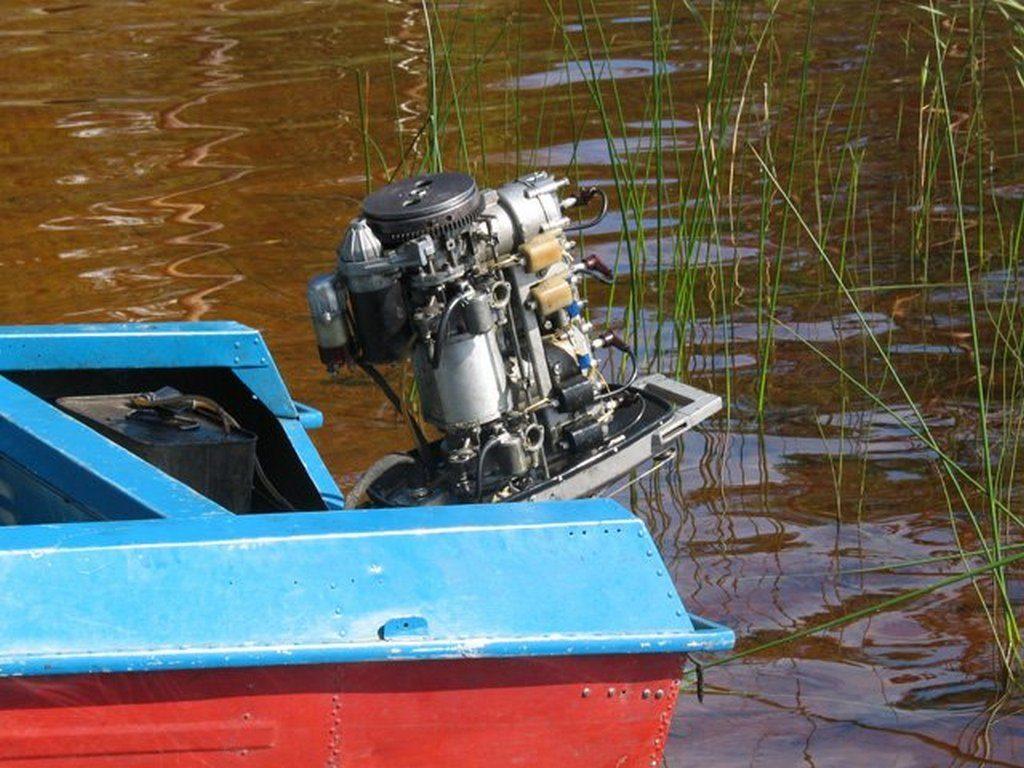 Характеристики мотора «Вихрь 40»