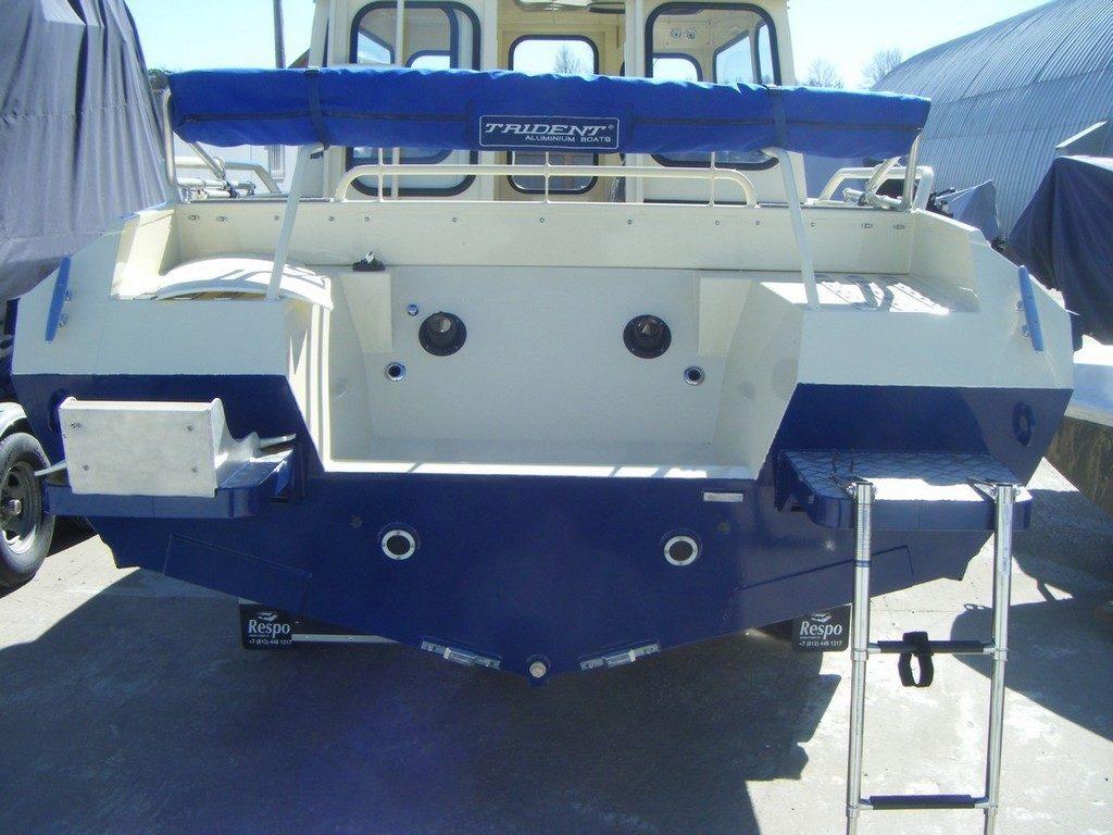 Характеристики катера Trident 620 CT