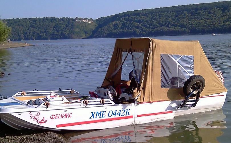 Дон лодка