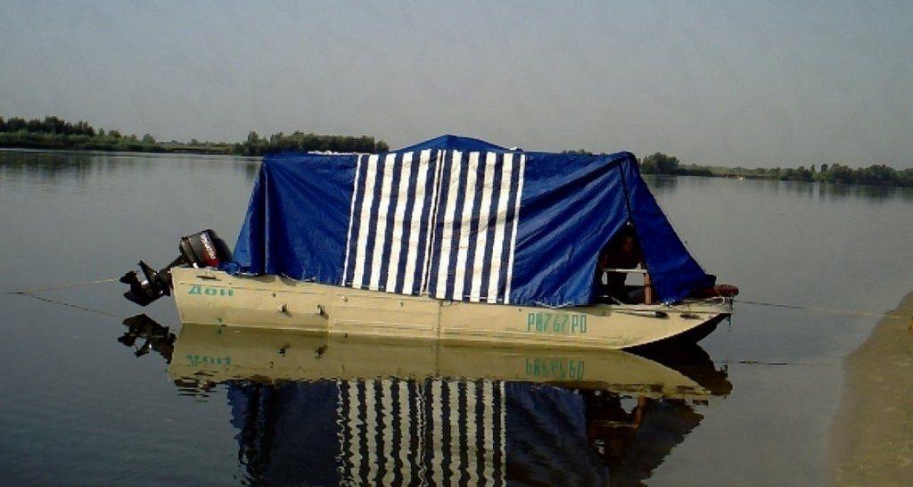 Прицеп-плавдача Дон