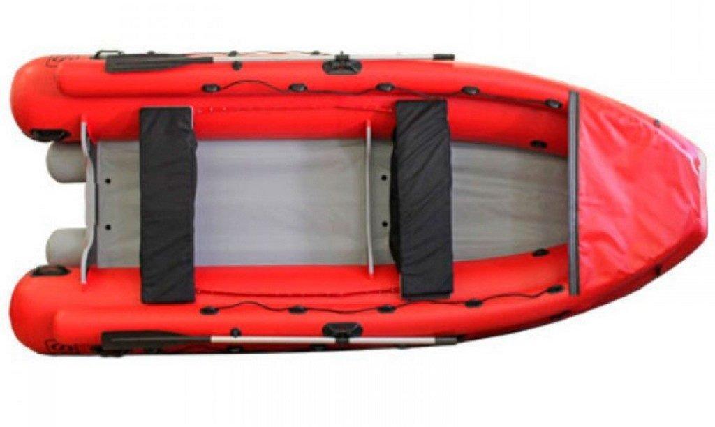 Лодка «Фрегат М-430 FM Lux»