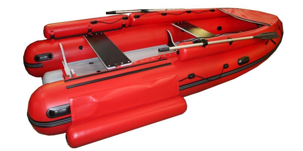 Лодка ПВХ «Фрегат М-430 FM Lux transform»