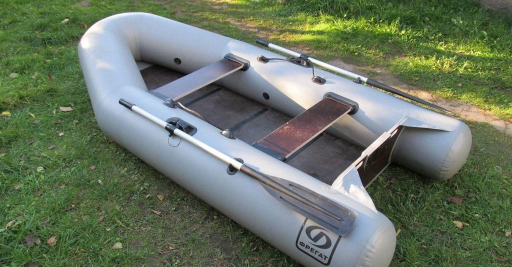 Характеристики лодки ПВХ «Фрегат 300 Е»