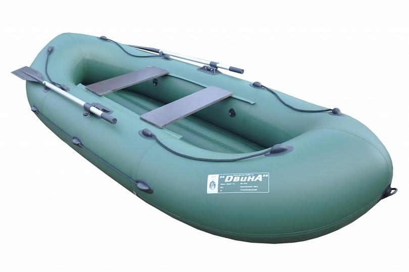 Надувная лодка Двина