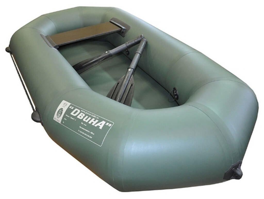 Лодка «Двина-1»