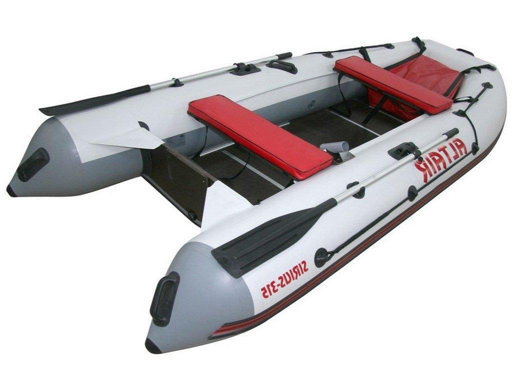 Лодка «Альтаир Сириус-315 Стрингер»