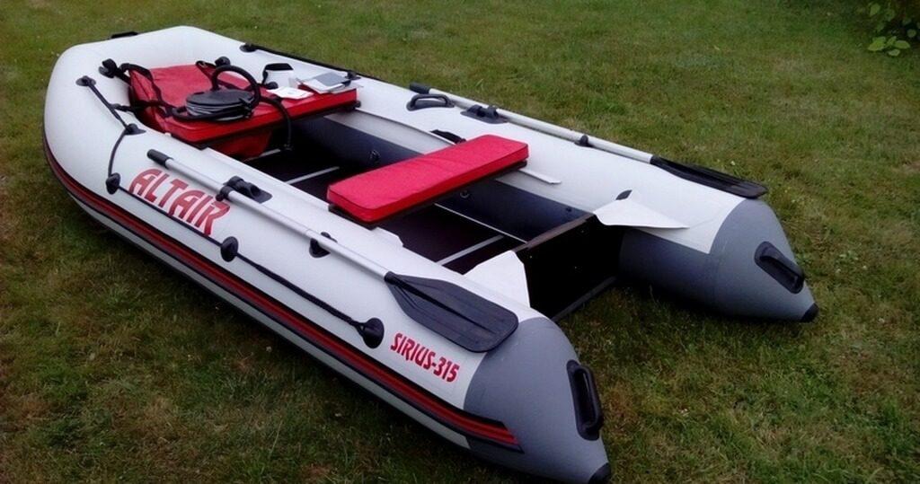 Лодка ALTAIR Sirius-315
