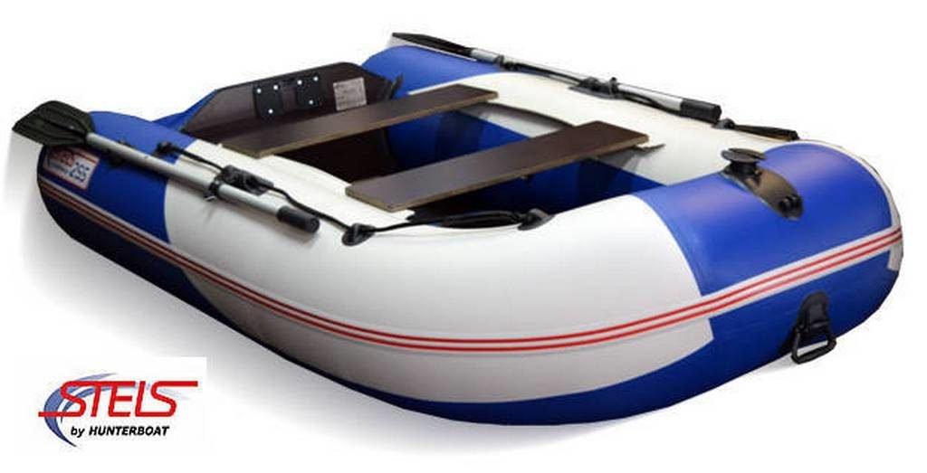 Лодка ПВХ Стелс 255