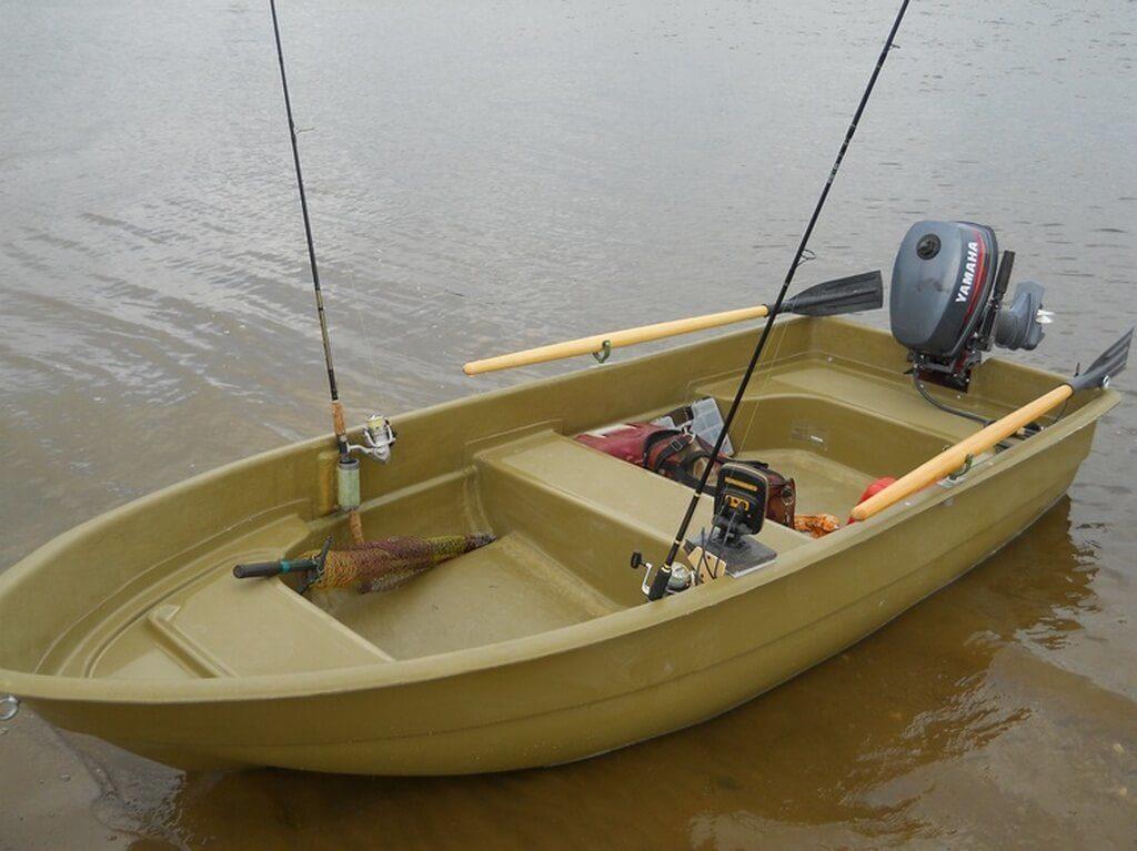 Лодка Стелс
