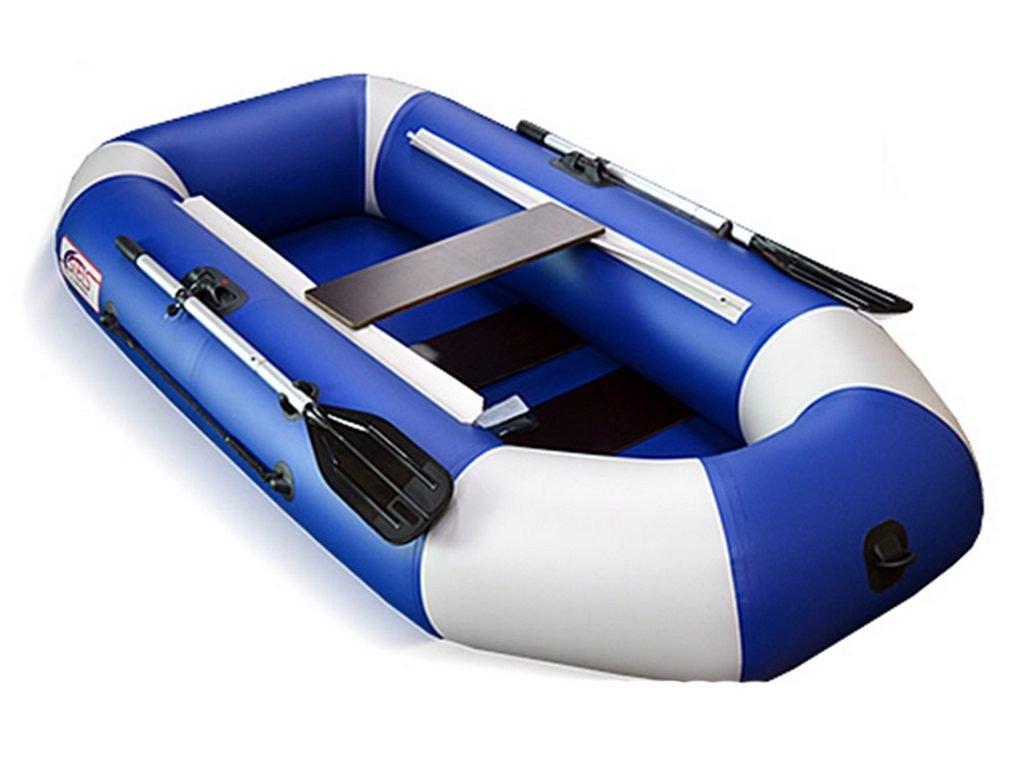 Надувная лодка ПВХ Хантер Стелс 235