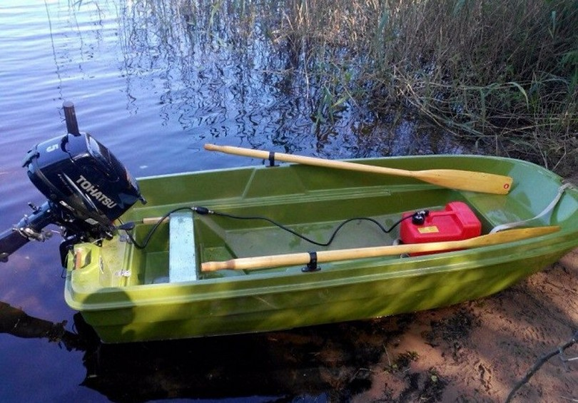 Лодка Стрингер 265