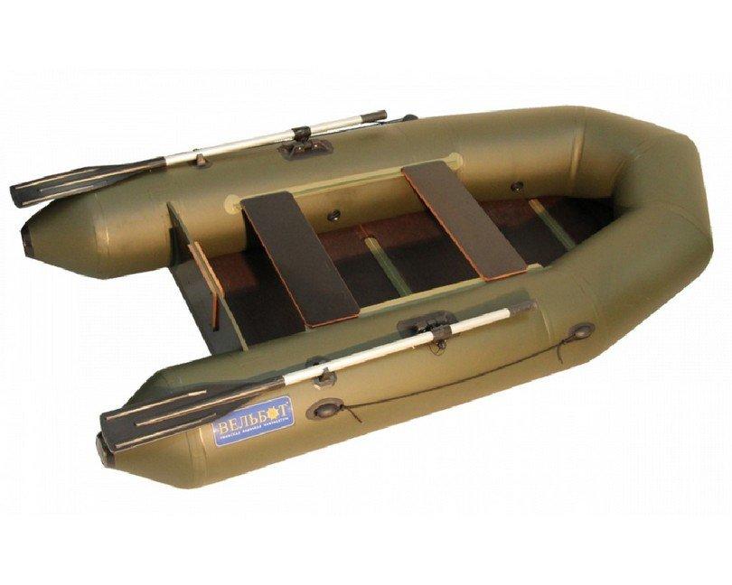Лодка Вуд