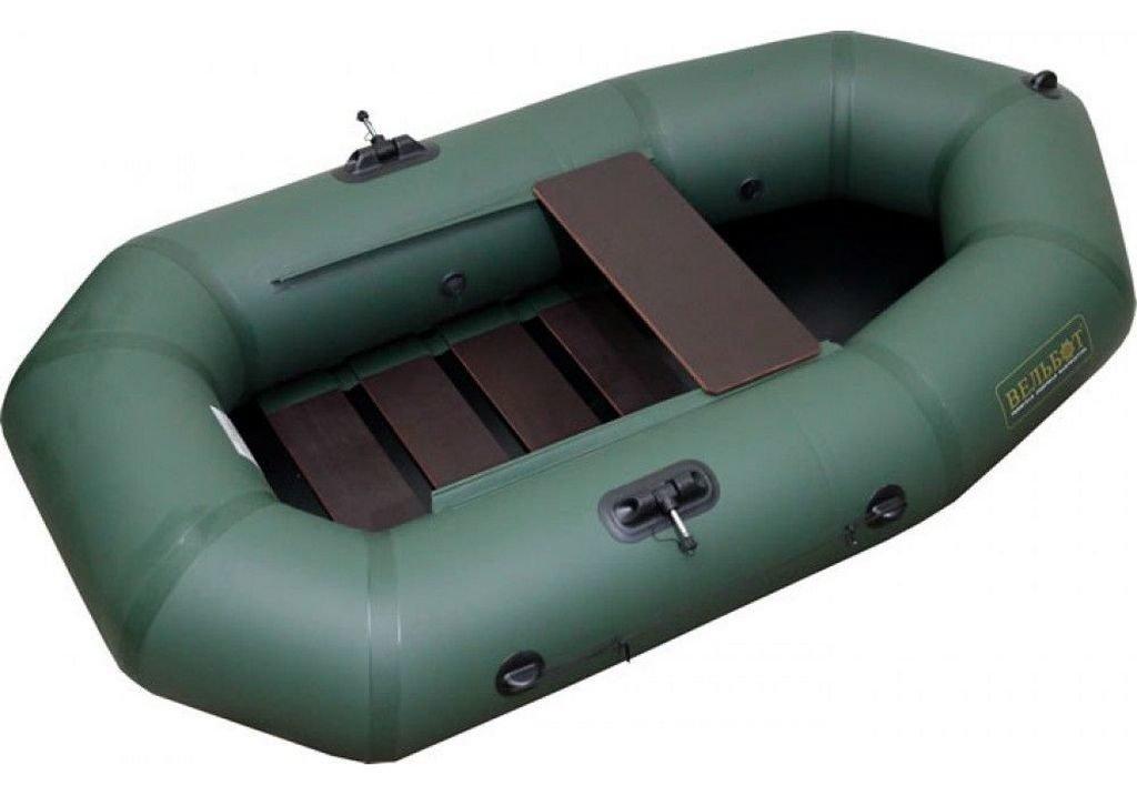 Лодка «Вуд-1,5»