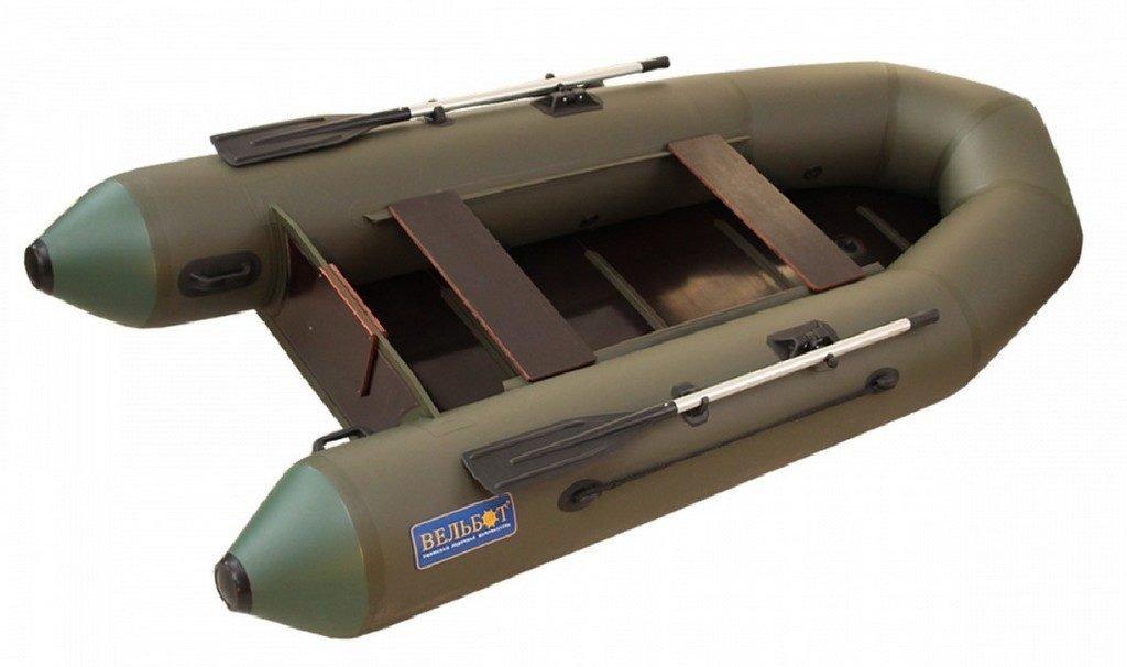 Лодка «Вуд-2МБ»