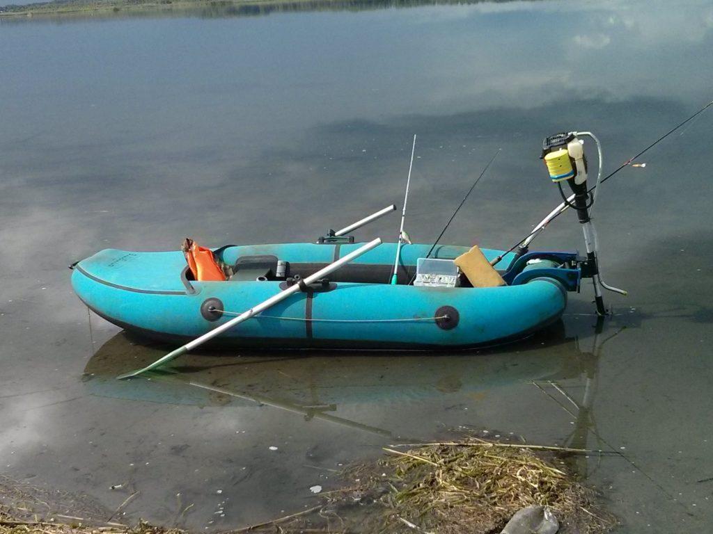 Лодка «Айгуль»