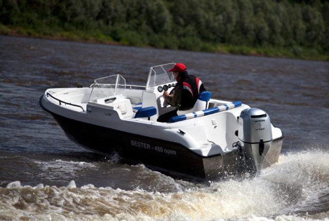Лодка «Бестер»