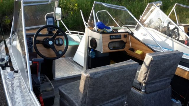 устройство лодки Тактика
