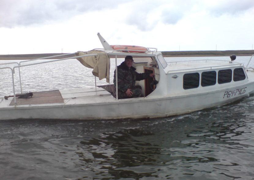 лодка «Гулянка»