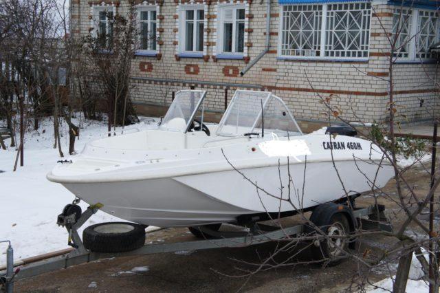 Лодки Катран
