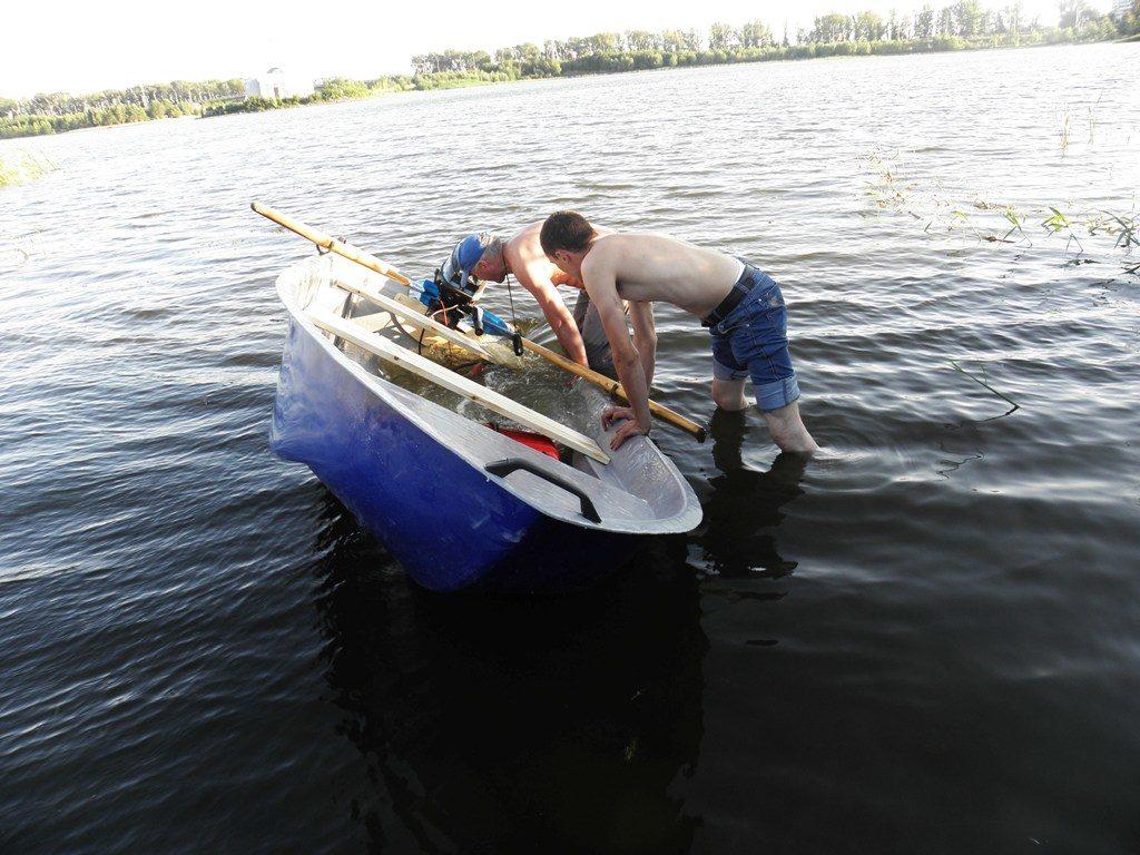лодка Диана