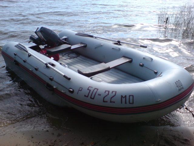 Лодка Добрыня
