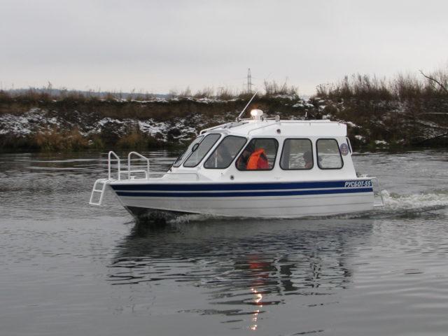 Лодки «Русбот»