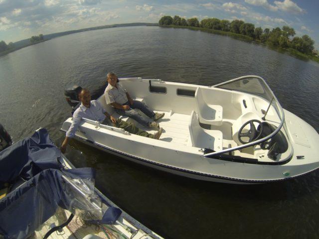 Лодка Сибирь 460 и 460-м