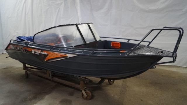 Лодки «Беркут»