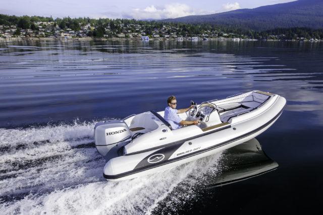 Лодки Wаlker Bay
