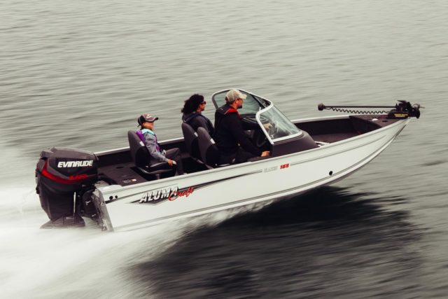 Лодки Alumacraft: обзоры моделей