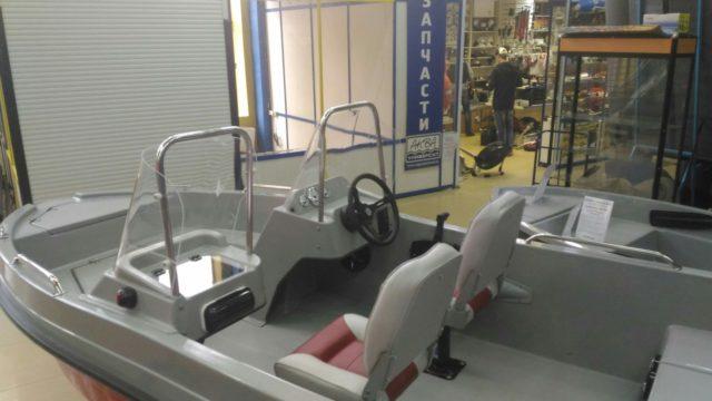 Стеклопластиковые лодки Scandic: обзор моделей