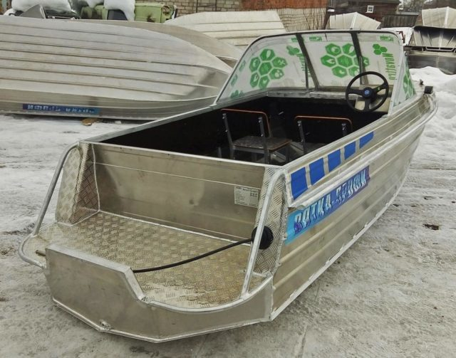 Лодки «Вятка»