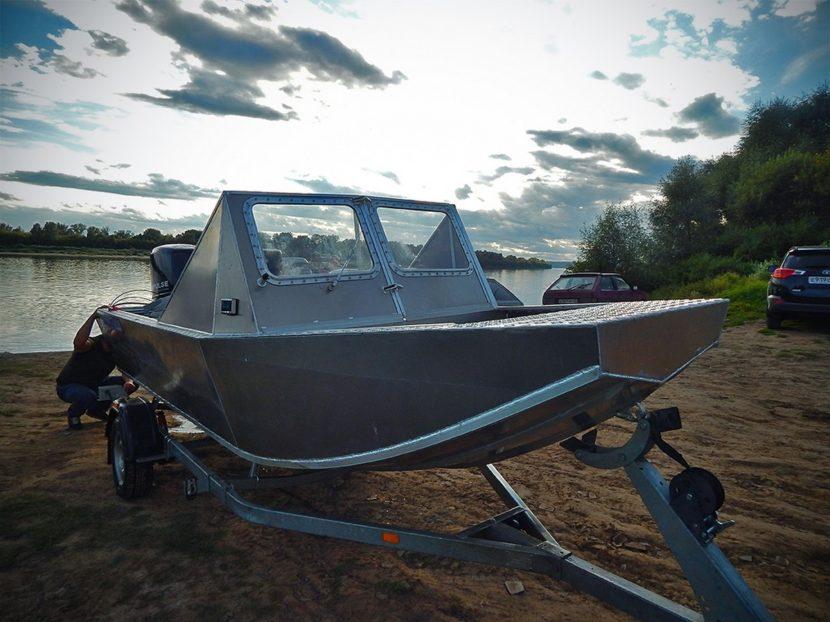 Лодки Вятка: производитель, модели и характеристики