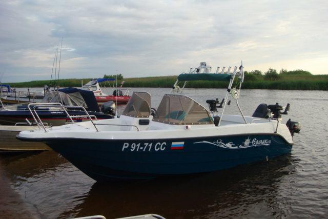 Лодки «Ермак»