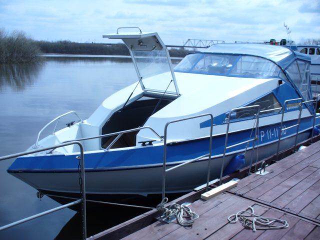 Серия моторных лодок КС: обзор и сравнение