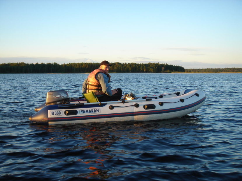 Лодки Yamaran: серии, модели, характеристики и особенности