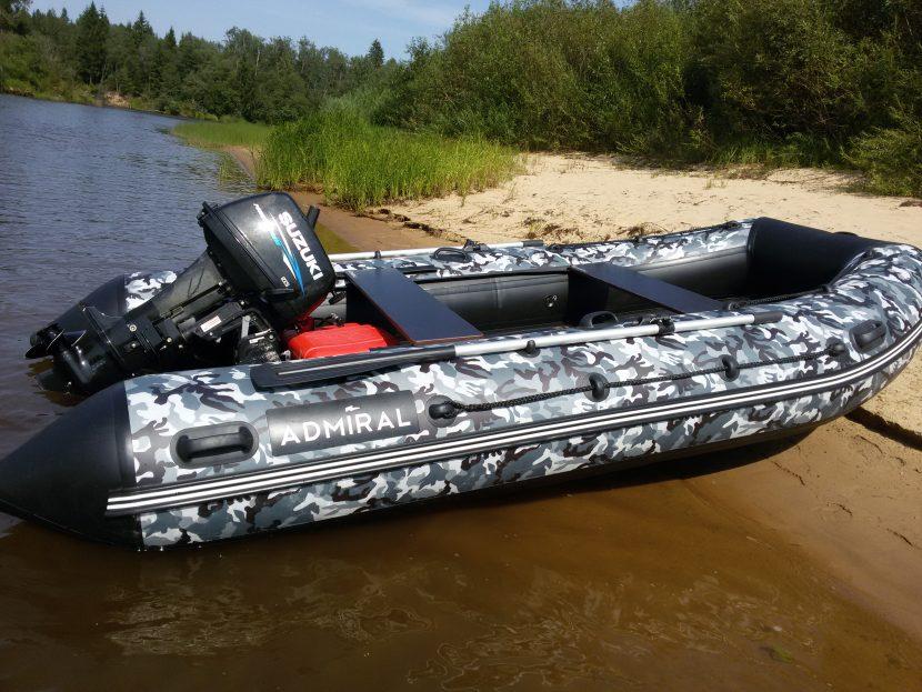 Лодки адмирал: продукция, модели, характеристики и сравнение