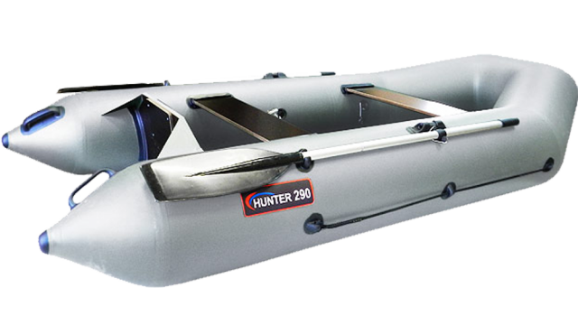 Лодки «Хантер» – обзор модельного ряда